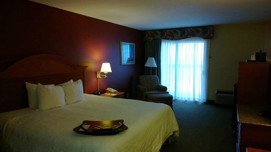 Hampton Inn Daytona Shores - Oceanfront: Very nice room design
