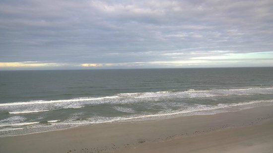 Hampton Inn Daytona Shores - Oceanfront: 8th Floor View
