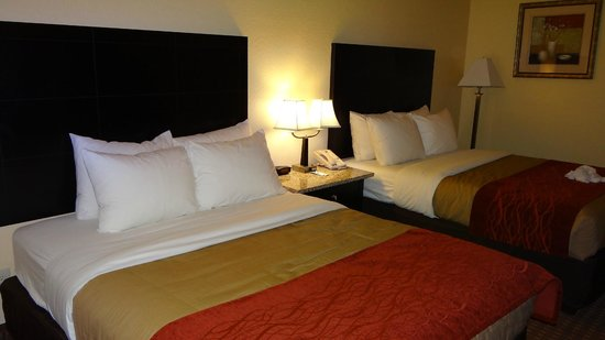 Comfort Inn Near Grand Canyon: Quarto