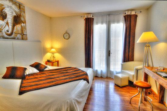 BEST WESTERN L'Orangerie : chambre supérieure
