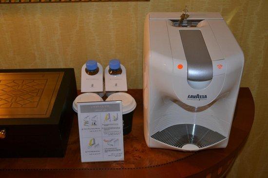 The Ritz-Carlton, Doha: Coffee maker