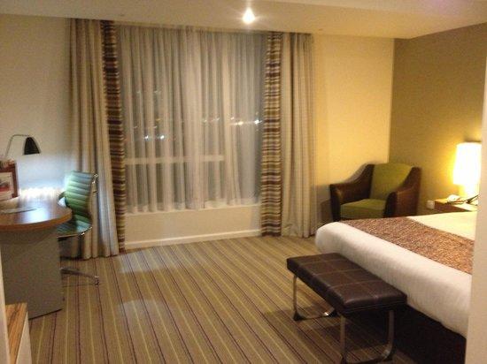 Holiday Inn London - Stratford City: Queen room