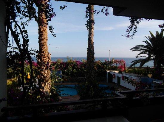 San Nicolas: View from room 24