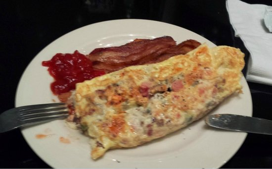 Embassy Suites by Hilton Hotel Santa Clara: Breakfast Meal