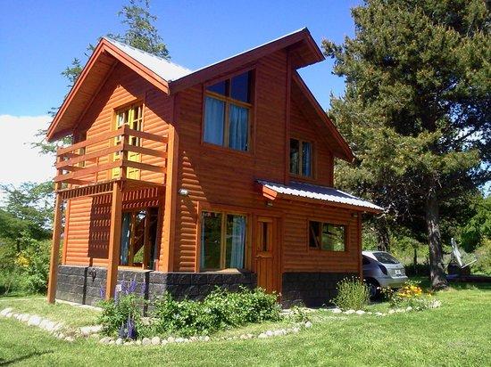 Cabañas El Refugio de Puelo : Nuestra cabaña