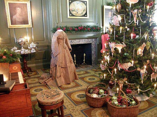 Delaware Christmas In Odessa Historic Homes Decorated For The Holidays Dec 7th