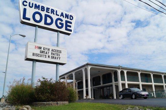 Cumberland Lodge Motel: Cumberland lodge