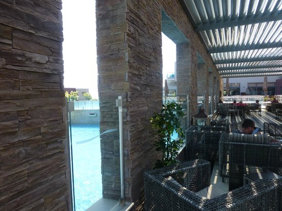 Michelangelo Resort and Spa: Lounge/Bar area
