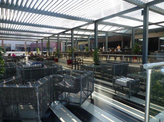 Michelangelo Resort and Spa: Lounge/Bar