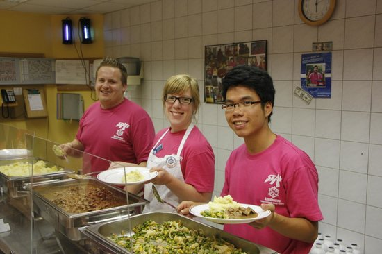 Kandersteg International Scout Centre: Our Catering