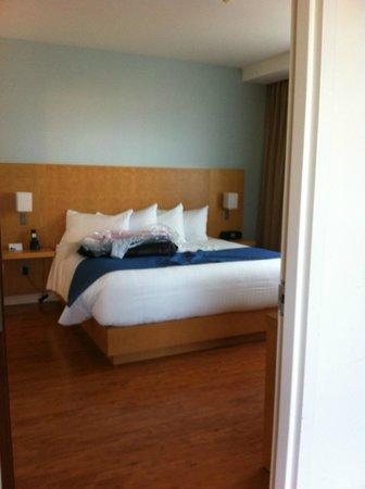 The Holman Grand Hotel: lovely bedroom