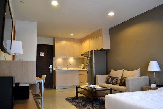 Viva Garden Serviced Residence: Studio Superior Room