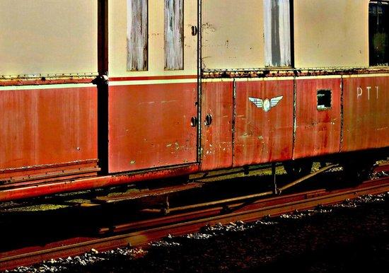 Chemin de Fer de la Baie de Somme : treinstel