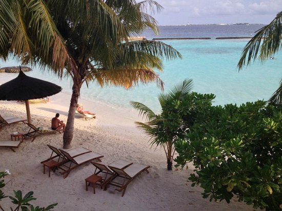 Kurumba Maldives: nur Toll