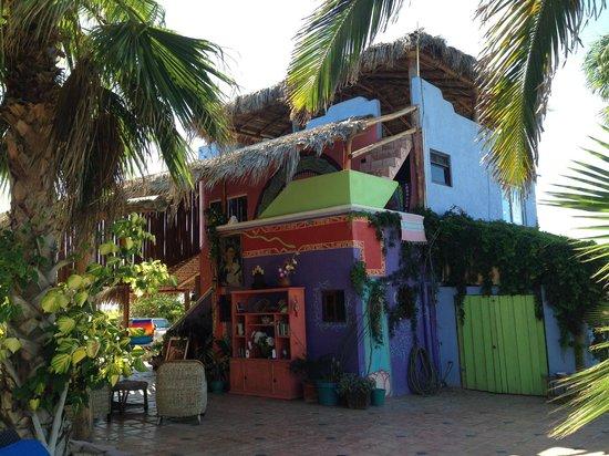 Baja Beach Oasis: Main house