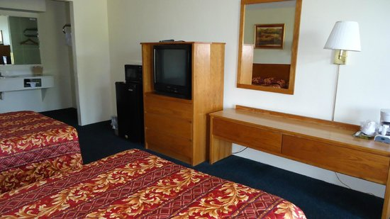 Cumberland Lodge Motel: Standard Double