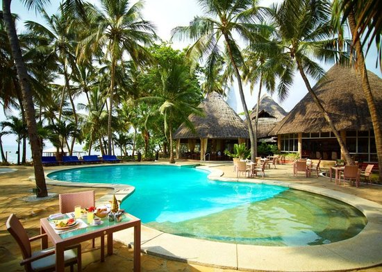 Severin Sea Lodge - Safari Pool