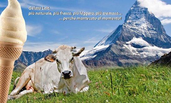 Gelateria Alpina Làit Torino