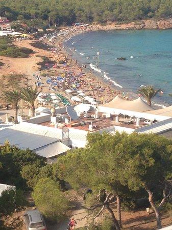Fiesta Hotel Cala Nova : From balcony