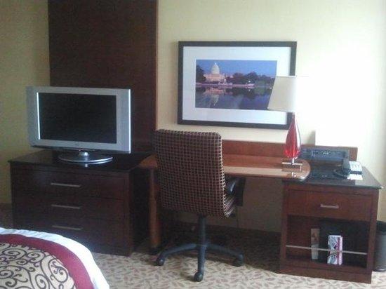 Greenbelt Marriott: Office Area