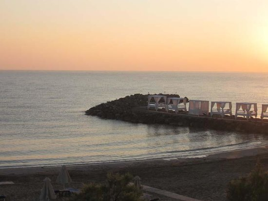 Knossos Beach Bungalows & Suites : Sea View