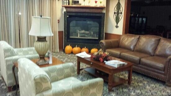 Staybridge Suites Lubbock: Lounge
