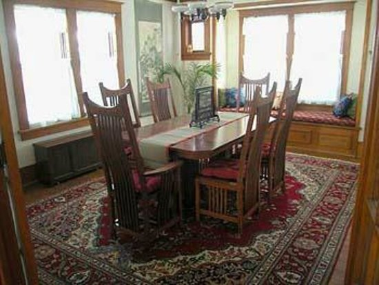 Trimmer House Bed and Breakfast: Guest House