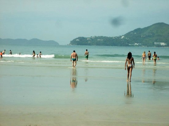 Praia do Tenorio: LINDA PAISAGEM