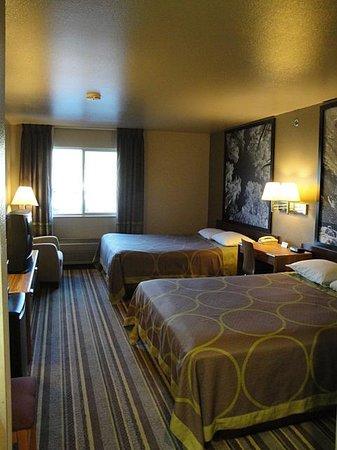 سوبر 8 بوينا فيستا: Room 220