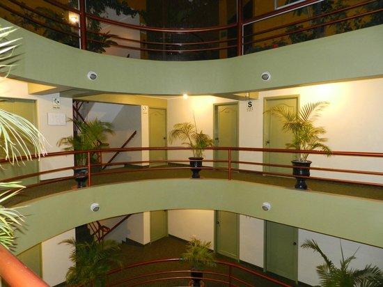 Faraona Grand Hotel: Hall