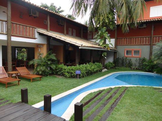 Hotel Pousada Tatuapara: piscina