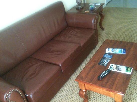 The Point Orlando Resort : sofa cama