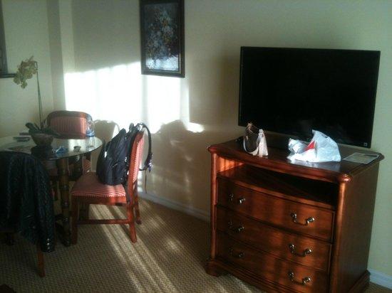 The Point Orlando Resort : sala/tv