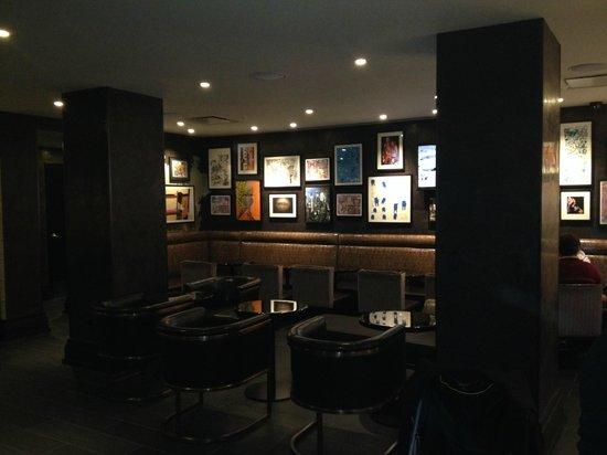 The Lexington New York City, Autograph Collection: Hotel bar