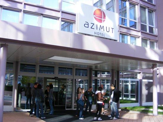 AZIMUT Hotel Munich: hotel