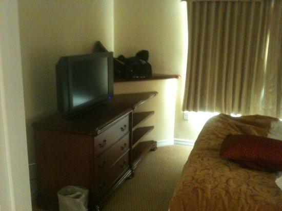The Point Orlando Resort : tv quarto
