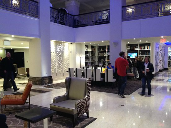 The Lexington New York City, Autograph Collection: Hotel lobby