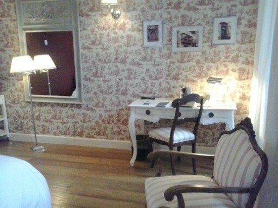 Hotel Spa Relais & Chateaux A Quinta da Auga: zona de descanso
