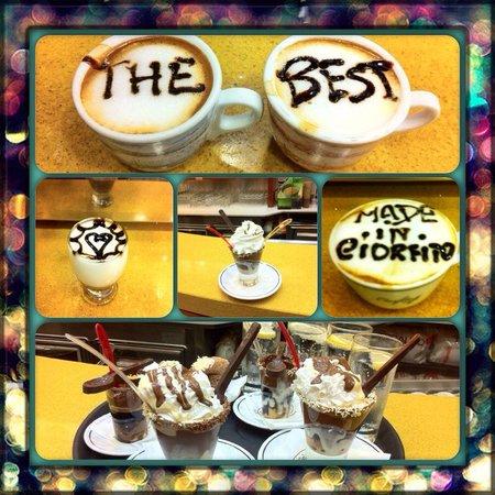 Gran Caffe Ciorfito : Ciorfito the best