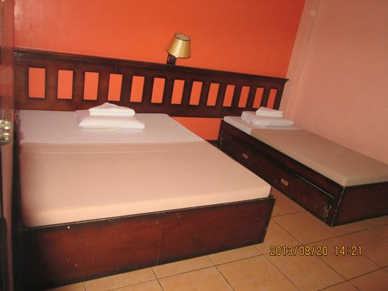 Casa Juana : pink room