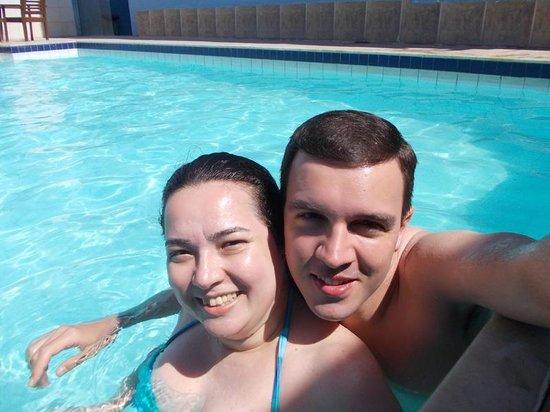 Pousada Spa Shangri La: piscina