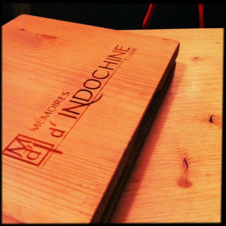 Memoires d'Indochine : Impression