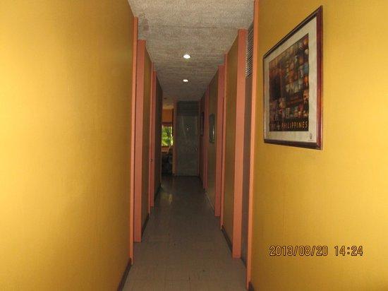 Casa Juana : hallway