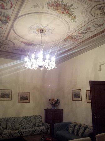 Novella House: il salone