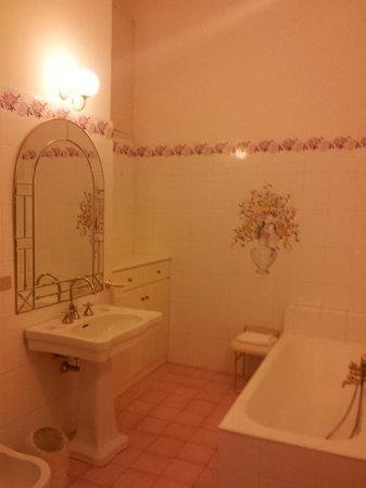 Novella House: il bagno