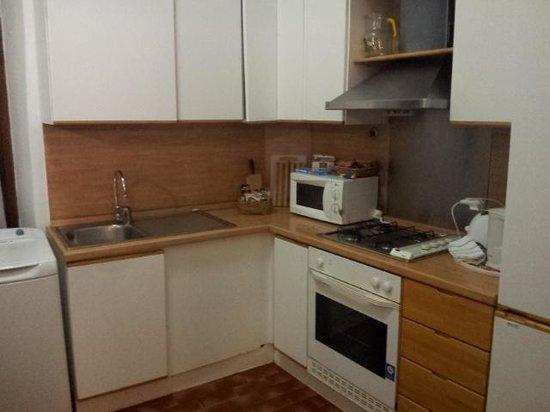 Novella House : la cucina