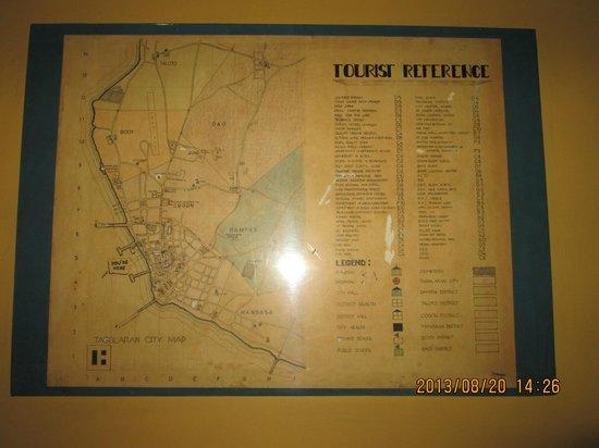 Casa Juana : map photo