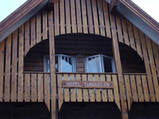 Hotel Tunquelen : Fachada
