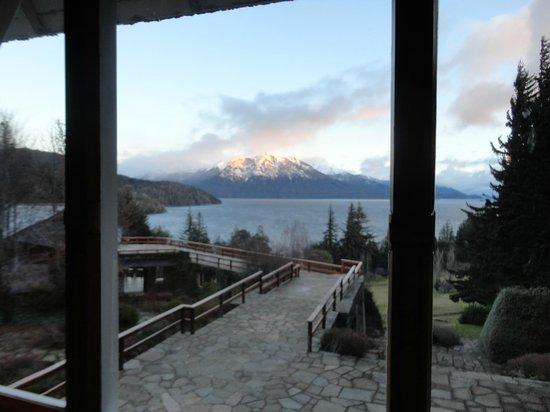 Hotel Tunquelen : Vista externa