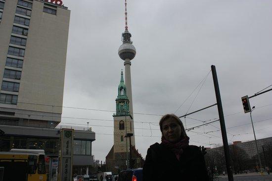 Berlin TV Tower: TV Tower